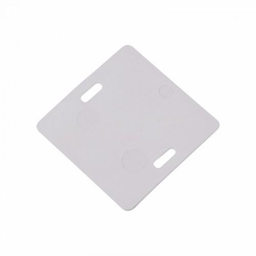 Бирка кабельная «У-134» (Б.квадрат) белая (100 шт./уп.) REXANT