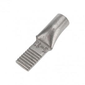 Наконечник штифтовой медный луженый НШМЛ 6-5,5х12 (6 мм² - Ø5,5мм) (в упак.5 шт.) REXANT