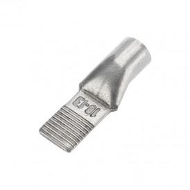 Наконечник штифтовой медный луженый НШМЛ 10-7х13 (10мм² - Ø7мм) (в упак. 50 шт.) REXANT