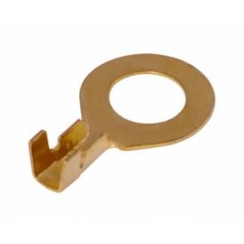 Наконечник кольцевой REXANT, ø8.2 мм, 1.5-1.5 мм² (НК 8-1,0-1,5)