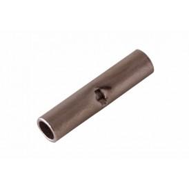 Соединительная гильза L-21 мм 10 мм² (ГМЛ (DIN) 10) REXANT