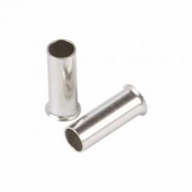 Наконечник штыревой втулочный L-9 мм 4 мм² (НШВ 4.0-9/НГ 4,0-9) REXANT