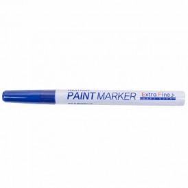 Маркер-краска MunHwa «Extra Fine Paint Marker» 1 мм, синяя, нитрооснова