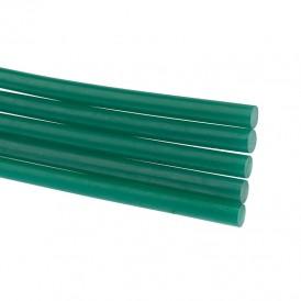 Стержни клеевые REXANT Ø 7 мм, 100 мм, зеленые (6 шт./уп.) (блистер)
