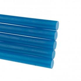 Стержни клеевые REXANT Ø 11 мм, 100 мм, синие (6 шт./уп.) (блистер)