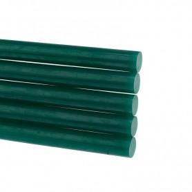 Стержни клеевые REXANT Ø 11 мм, 100 мм, зеленые (6 шт./уп.) (блистер)