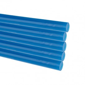 Стержни клеевые REXANT Ø 11 мм, 270 мм, синие (10 шт./уп.) (хедер)