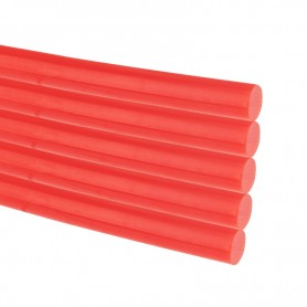 Стержни клеевые REXANT Ø 11 мм, 270 мм, красные (10 шт./уп.) (хедер)