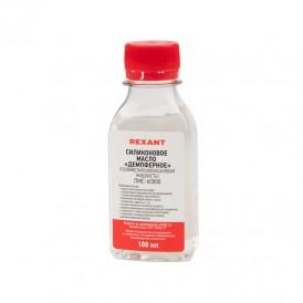 Силиконовое масло REXANT, ПМС-60000, 100 мл, флакон, (Полиметилсилоксан)