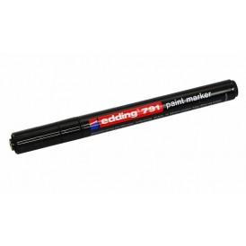 Маркер Edding-791 эмаль 1-2 мм (для печатных плат) чёрный