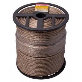 Трос стальной в ПВХ изоляции d=6мм Rexant 09-5260