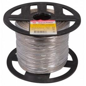 Трос стальной в ПВХ изоляции d=2мм Rexant 09-5320