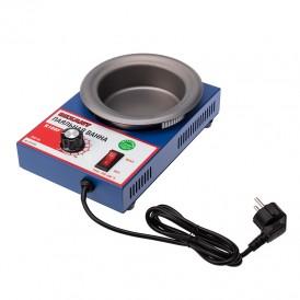 Паяльная ванна REXANT, модель R100F, 300 Вт, ø 100 мм, 200-480 °C, бессвинцовая
