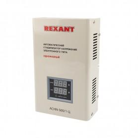 Стабилизатор напряжения настенный АСНN-500/1-Ц REXANT