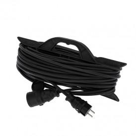 Удлинитель-шнур на рамке REXANT КГ 3х1.5, 20 м, морозостойкий, с/з, 16 А, 3500 Вт, IP44 (Сделано в России)