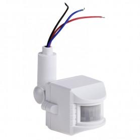 Датчик движения к прожектору ДДПР 02, 120°, 1200 Вт, 10-2000 Лк, 12 м, 10-420 сек. IP44  REXANT