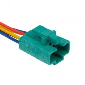 Разъем для антивандальной кнопки Ø25 мм 5pin REXANT