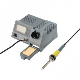 Паяльная станция REXANT (160-450 °С),  цифровой дисплей,  230 В/48 Вт