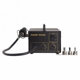 Паяльная станция REXANT(термофен) термовоздушная, 150-500 °С