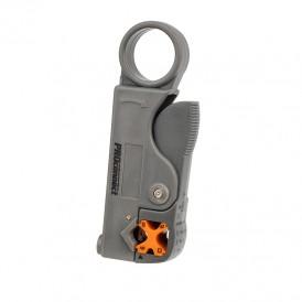Инструмент для зачистки коаксиального кабеля RG-58,  RG-59,  RG-6 (ht-332)