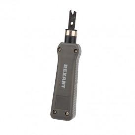 Инструмент для заделки и обрезки витой пары 110 (ht-324B) REXANT
