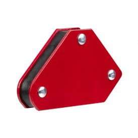 Магнитный угольник-держатель для сварки набор 4 шт.  на 4 кг REXANT