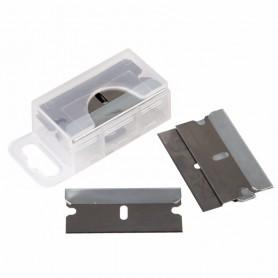 Лезвия сменные для скребка 19х39х0, 25 мм 10 шт.  REXANT