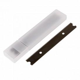 Лезвия сменные для скребка 14х100х0, 4 мм 10 шт.  REXANT