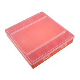 Ящик пластиковый для инструмента PROconnect,  245х258х45 мм