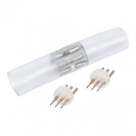 Коннектор для трехжильного дюралайта ∅13мм (цена за 1 шт.)