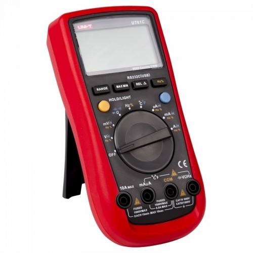 Профессиональный мультиметр UNI-T UT61C