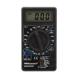 Портативный мультиметр M838 (DT838) PROconnect