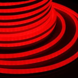 Гибкий Неон LED - красный, бухта 50м Neon-night 131-012