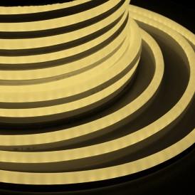 Гибкий Неон LED - теплый белый, бухта 50м Neon-night 131-016