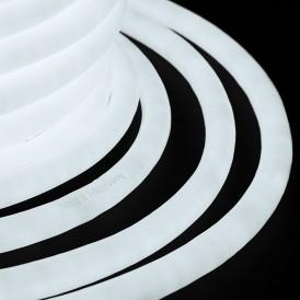 Гибкий Неон LED 360 (круглый) - белый, бухта 50м Neon-night 131-035