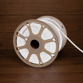 Гибкий неон LED SMD 8х16 мм, белый, 120 LED/м, бухта 100 м