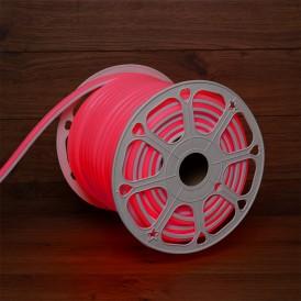 Гибкий неон LED SMD, форма – D, 16х16 мм, красный, 120 LED/м, бухта 50 м