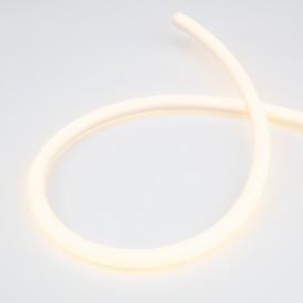 Гибкий неон LED 360 (круглый), теплый белый, бухта 50 м