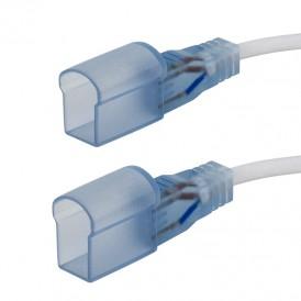 Коннектор для гибкого неона 15х26мм, длина 20 см (цена за 1 шт.)