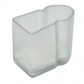 Заглушка для гибкого неона 7х12мм (цена за 1 шт.)