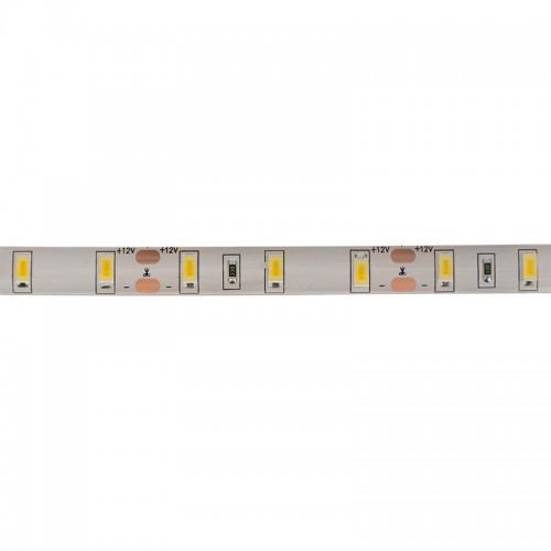 LED лента 12 В, 12 мм, IP65, SMD 5730, 60 LED/m, 12 V, цвет свечения белый (6000 K)
