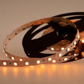 LED лента открытая, 10 мм, IP23, SMD 5050, 60 LED/m, 12 V, цвет свечения желтый