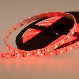 LED лента силикон, 10 мм, IP65, SMD 5050, 60 LED/m, 12 V, цвет свечения RGB