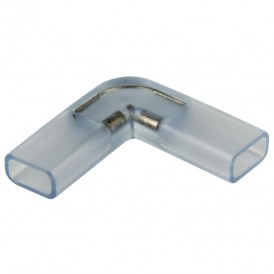 Муфта соединительная L для светодиодной ленты 220 В 14.5х7.5 мм