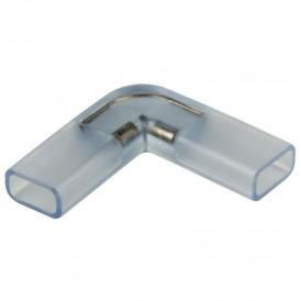 Муфта соединительная L для светодиодной ленты 220 В 6.5х15 мм