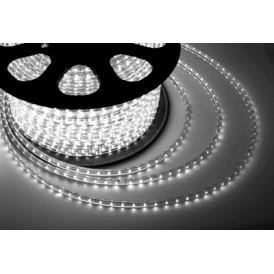 LED лента 220 В, 13х8 мм, IP67, SMD 5050, 60 LED/m, цвет свечения белый