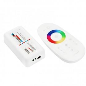 LED RGB контроллер 2.4G (сенсорное управление) LAMPER