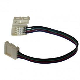 Коннектор соединительный (2 разъема) для RGB светодиодных лент шириной 10 мм, длина 21 см LAMPER