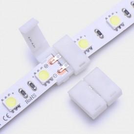 Коннектор стыковочный для одноцветных светодиодных лент шириной 10 мм LAMPER