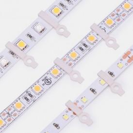Монтажная клипса для светодиодной ленты шириной 8 мм LAMPER